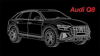 Audi Q8 dimensions and engines