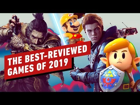 The Best Reviewed Games of 2019