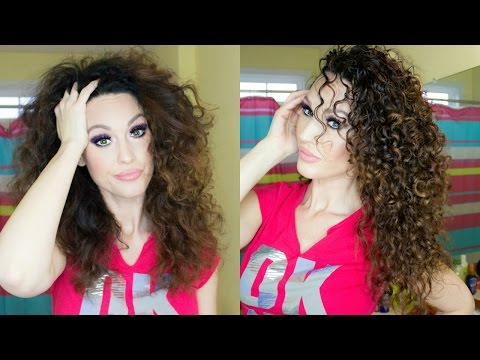 diy mask for dry frizzy or damaged hair great for curly hair how to make do everything. Black Bedroom Furniture Sets. Home Design Ideas