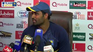 Thisara Perera previews T20I series against Pakistan