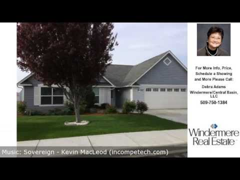 202 O ST SW, QUINCY, WA Presented by Debra Adams.