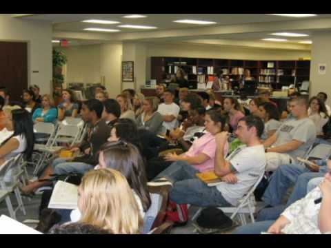 Digital Story: Ron Rash Featured Author at Catawba Valley Community College