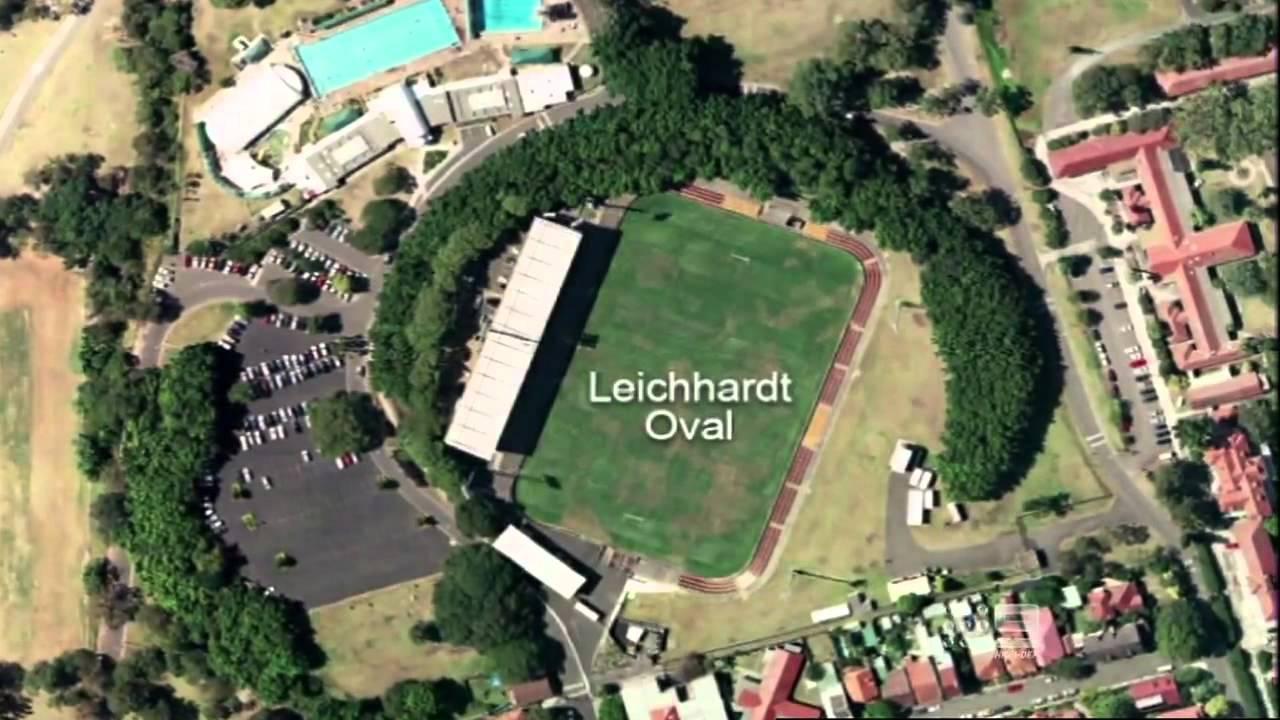 Beau Knows Leichhardt Oval
