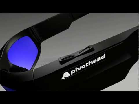 Pivothead Video Recording Eyewear - The World's Sexiest Camera