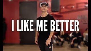 Lauv I Like Me Better Kyle Hanagami Choreography