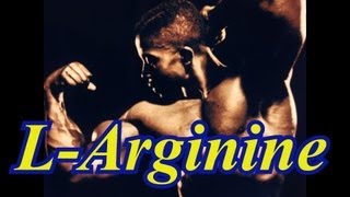 Arginine: Important Supplements for Bodybuilding - Leroy Colbert