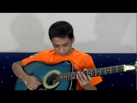 Humko Sirf Tumse Pyar Hai Guitar Cover - (Instrumental) - Barsaat...