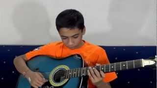Humko Sirf Tumse Pyar Hai Guitar Instrumental - Barsaat