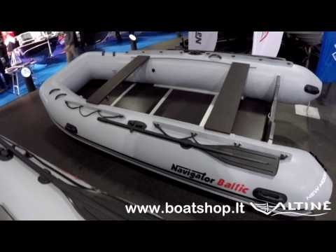 лодка navigator rib 360