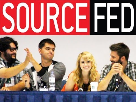 SourceFed Q&A Panel at VidCon 2012!