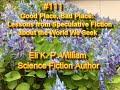 Eli K.P. William, Science Fiction Author