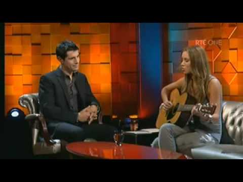 Una Healy Singing Ego on Tonight with Craig Doyle