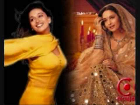 Madhuri Dixit Photos Montage - O Re Piya From Aaja Nachle video
