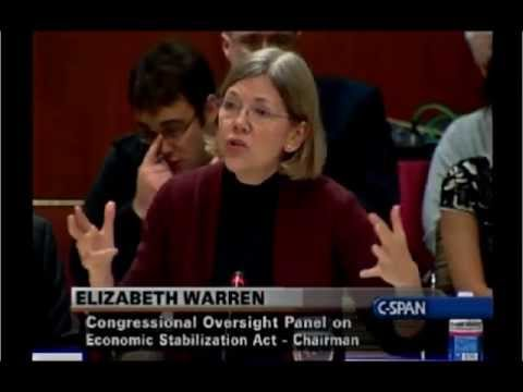 Elizabeth Warren Explains What Happened To The Middle Class Since The 1970s