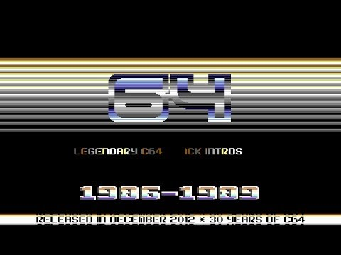 64 Legendary C64 Crack Intros