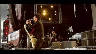 Green Day - Holiday - live @ Rock am Ring 2005 - HD