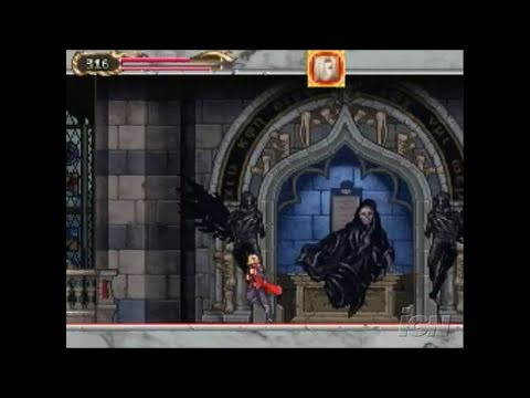 Castlevania: Portrait of Ruin Nintendo DS Review - Video