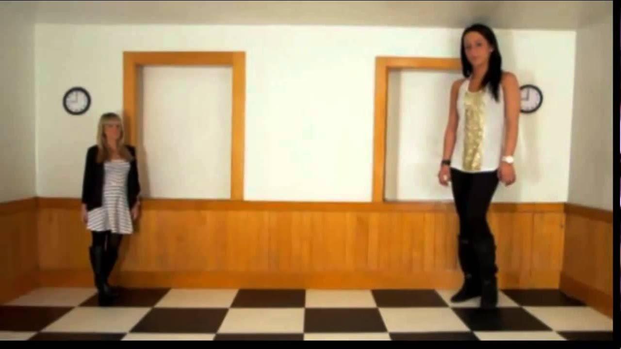 Juegos mentales habitacion de ames youtube - Juego de habitacion ...