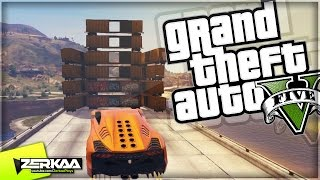 "GTA 5 Funny Moments | ""THE STILL IMPOSSIBLE RACE"" | E264 (GTA V Online)"