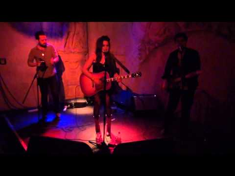 "Lindi Ortega - ""The Day You Die"" @ Prinzenbar / Hamburg 14.03.2013."