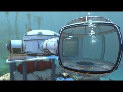 """Subnautica - ч7 База """"Титаник"""" идет ко дну thumbnail"""