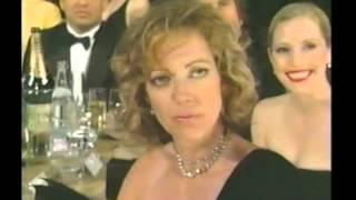 SAG Awards 2002 - Allison Janney wins for WEST WING