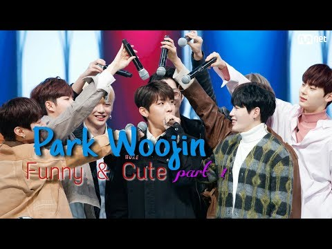 Wanna One - Park Woojin Cute And Funny Moment #1