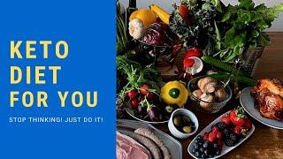 Custom Keto Diet Plan for you!