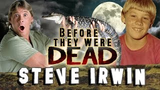 STEVE IRWIN - Before They Were GONE - BIOGRAPHY