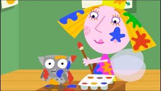 Маленькое королевство Бена и Холли | Снова в школу | Сборник серий про школу и садик