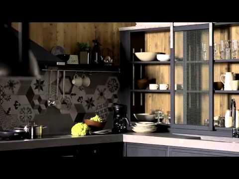 Cucina componibile in legno massello brera 76 marchi cucine - Cucine marchi prezzi ...