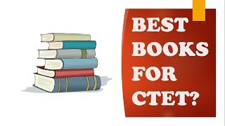 RECOMMENDED BOOKS FOR CTET || BEST BOOKS ?