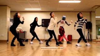 Spica - Lonely mirrored Dance Practice