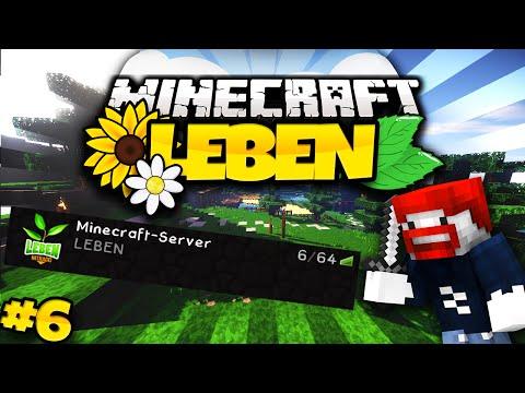 WIE KOMMT MAN AUF DEN SERVER - Minecraft LEBEN #6   DoctorBenx