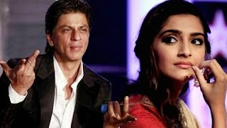Shahrukh Khan not interested in working with Sonam Kapoor