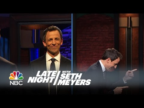 Seth's Affirmations: Seth Is a Powerhouse, Seth Is in the Moment – Late Night with Seth Meyers