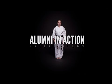 Alumni In Action: Kayla Kaplan