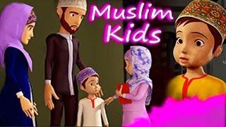 ISLAMIC Life : KIDS CARTOON  : PART - 1