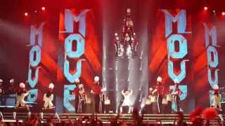 Madonna - Give me all your luvin (MDNA tour Live in Saint-Petersburg)