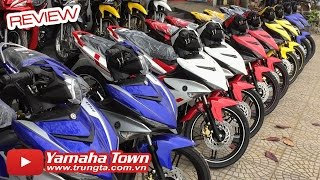 Prices updated Yamaha motorcycles in 2016 Lunar New Year ✔
