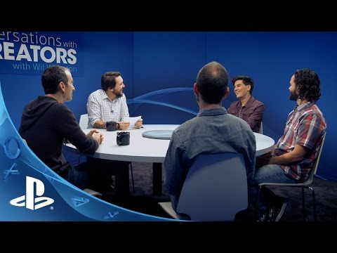 Conversations with Creators with Wil Wheaton | S01, E02: Naughty Dog