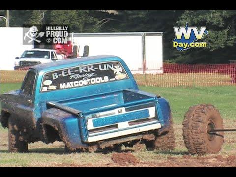Mud Bog #6 Doddridge County Fair West Union WV August 23 2014