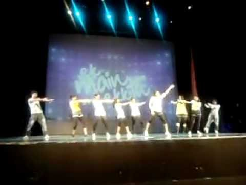 Shiamak London 2012 Spring presentation - Ek main aur ekk tu