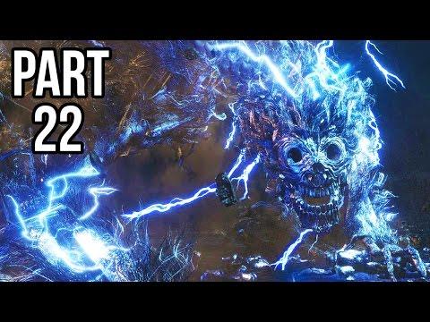 Bloodborne Walkthrough Gameplay Part 22 - Pure Terror (PS4)