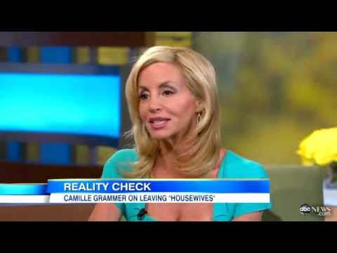 Katie Couric Interviews Camille Grammer: Thanks Kelsey for 'Gift of Humiliation' on