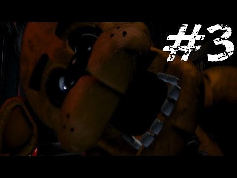 Five Nights At Freddy's [Night 3 and 4] – OH GOD