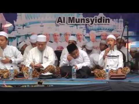 Al Munsyidin ~ Hayyul Hadi Terbaru Vocal Tio Live In Tengeng Siwalan 8 ™