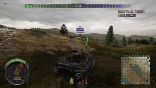 World of Tanks ps4 | the nameless first battle