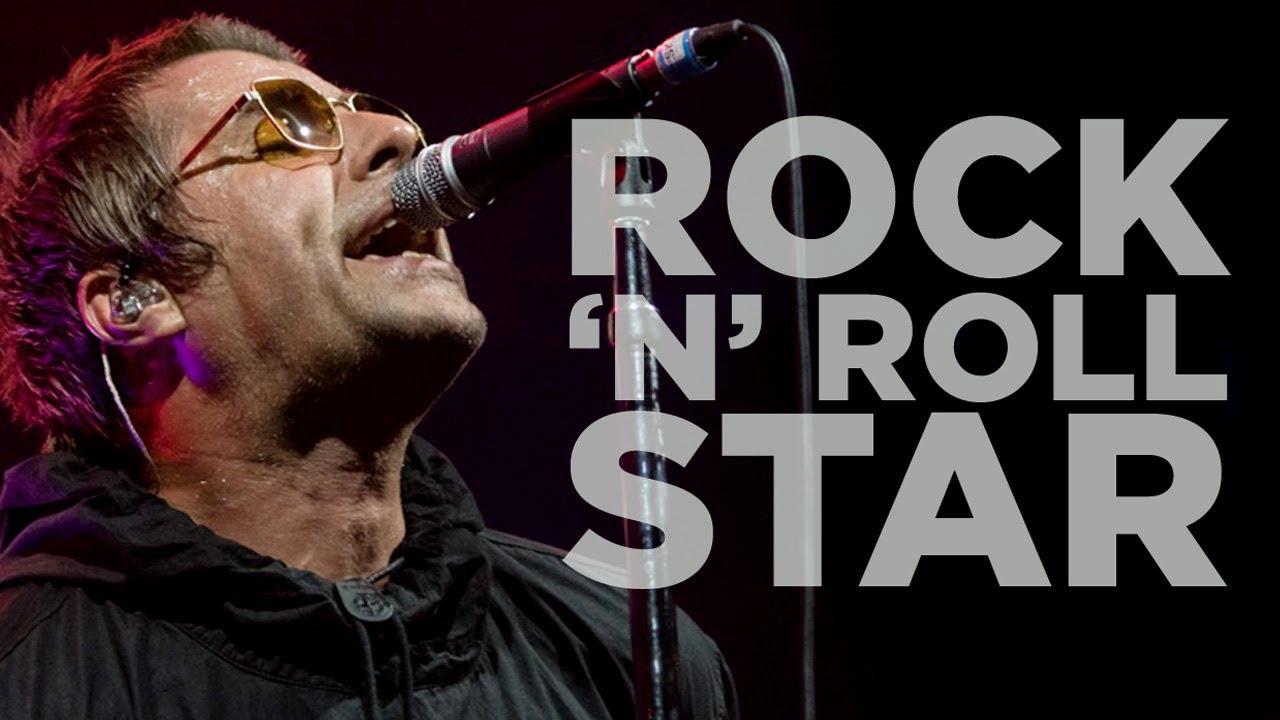 "Liam Gallagher - 2019.09.21 O2 Ritz Manchesterでのライブから""Rock 'N' Roll Star""(Oasis)の映像を公開 thm Music info Clip"