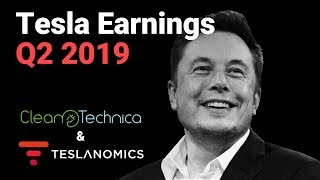 Tesla Earnings Call Q2 2019 (No Ads)